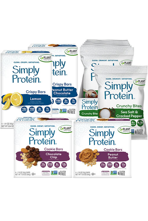 image of SimplyProtein® Complete Variety Pack